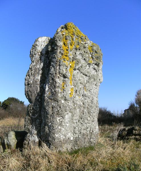 BALLINCLOGHER STONE PAIR, COUNTY KERRY