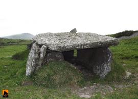 COOL EAST WEDGE TOMB, COUNTY KERRY