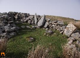 AILLEMORE COURT TOMB, COUNTY MAYO